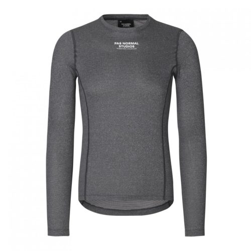 Pas Normal Studios Control Mid Long Sleeved Base Layer - Black